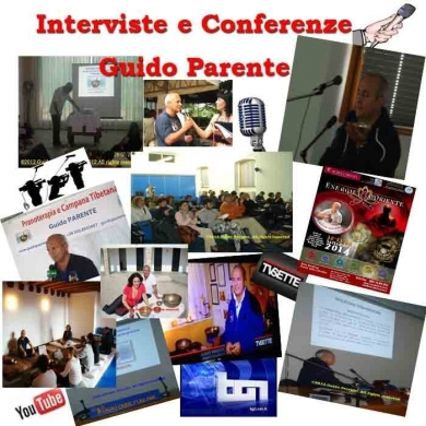 Interviste e Conferenze - StudioNaturopatiaGuidoParente