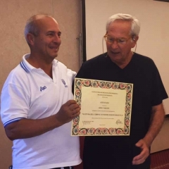 Prof Francis Padrini and Guido Parente - StudyNaturopathyGuidoParente