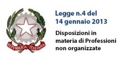 LAW 14 January 2013, n. 4 - StudyNaturopathyGuidoParente